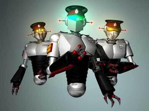 policebot-trio